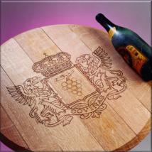 Znakowanie drewna