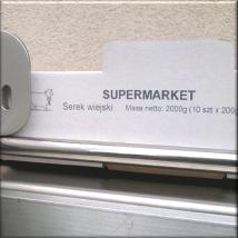 Znakowanie kartonu/papieru