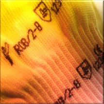 Znakowanie tkanin